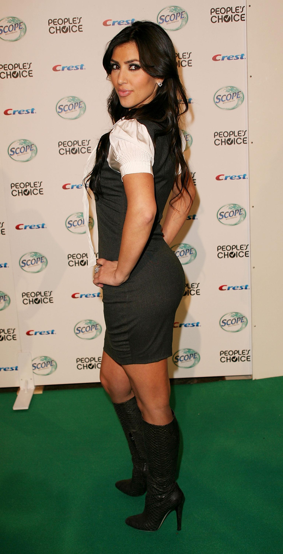 Does kim kardashian really have style fashion manifesto because
