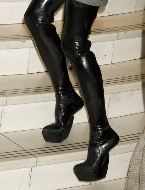 who s boots are these fashion manifesto because style
