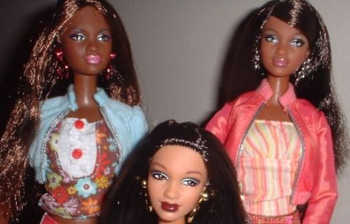 barbie headshot