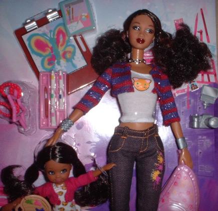 barbie sis