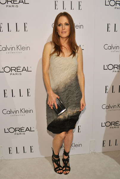 julianne moore ELLE