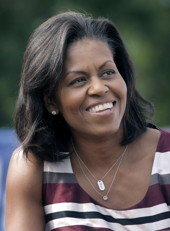 Metamorphosis The Style Evolution Of Michelle Obama